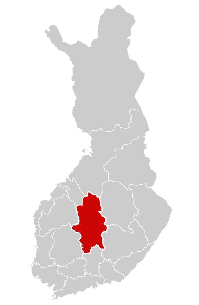 Hinaus- ja kuljetusliike Keski-Suomessa